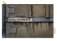 Gay Street Denise Dube Carry-all Pouch