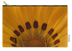 Gazania Stamen Macro Carry-all Pouch