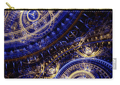 Gears Of Time Carry-all Pouch