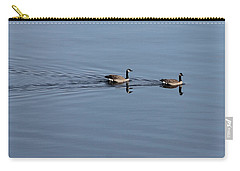 Geese Reflected Carry-all Pouch