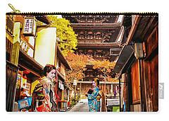 Geisha Temple Carry-all Pouch