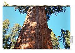General Sherman Tree, Sequoia National Park, California Carry-all Pouch