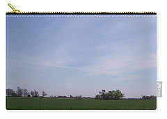 Carry-all Pouch featuring the photograph Generations by Bobbee Rickard