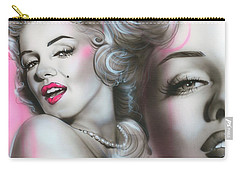 Gentlemen Prefer Blondes Carry-all Pouch