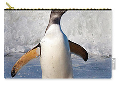 Gentoo Ashore Carry-all Pouch by David Beebe