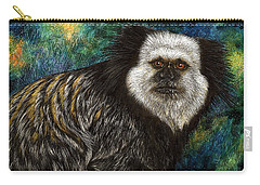 Geoffrey's Marmoset Carry-all Pouch