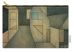 Geometric Abstraction II Carry-all Pouch