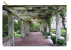 George Eastman Home Pergola Rochester Ny  Carry-all Pouch
