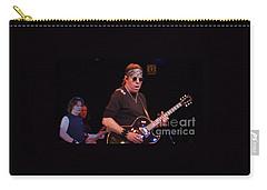 Carry-all Pouch featuring the photograph George Thorogood by John Telfer