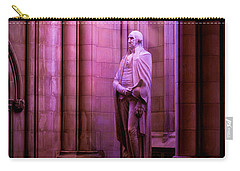 George Washington At The National Cathedral Carry-all Pouch