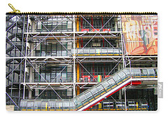 Georges Pompidou Centre Carry-all Pouch