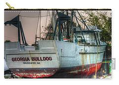 Georgia Bulldog Carry-all Pouch