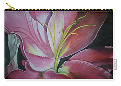 Georgia On My Mind Carry-all Pouch by Marlene Book