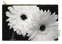Gerbera Daisy Sisters Carry-all Pouch