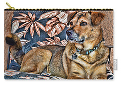 Gerry And The Lounge Chair Carry-all Pouch