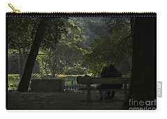 Romantic Moments Carry-all Pouch by Kiran Joshi