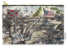 Gettysburg Ash's At The Angle Carry-all Pouch