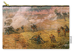 Gettysburg Cyclorama Detail One Carry-all Pouch