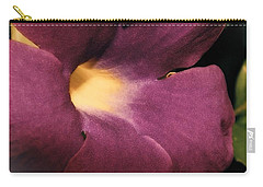 Ghana Violet Carry-all Pouch