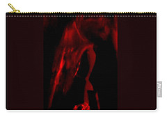 Carry-all Pouch featuring the photograph Ghost by Mike Breau