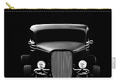 Classic Cars Carry-all Pouch featuring the photograph Ghost Of '36 by Aaron Berg