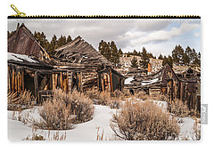 Ghost Town Carry-all Pouch by Sue Smith