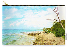 Carry-all Pouch featuring the photograph Ghost Tree by Amar Sheow