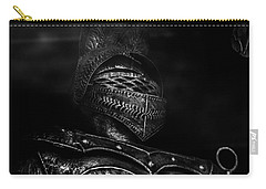 Ghostly Knight Carry-all Pouch