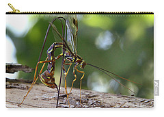 Giant Ichneumon Wasp Carry-all Pouch