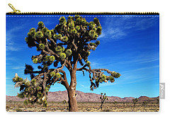Giant Joshua Carry-all Pouch by Glenn McCarthy Art and Photography