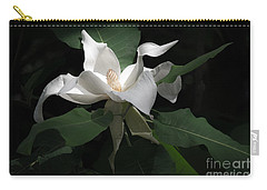 Giant Magnolia Carry-all Pouch