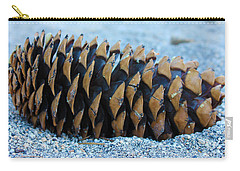 Giant Pinecone Carry-all Pouch