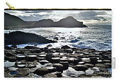 Giant's Causeway Sunset Carry-all Pouch