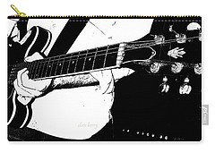 Gibson Guitar Graphic Carry-all Pouch