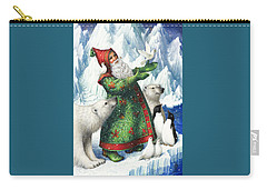 Gift Of Peace Carry-all Pouch