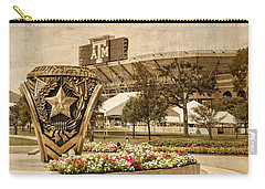 Gig'em Carry-all Pouch by Dave Files