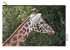 Giraffe 01 Carry-all Pouch