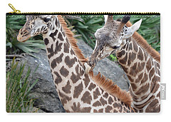 Giraffe Massage Carry-all Pouch