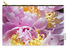 Carry-all Pouch featuring the photograph Girly Girls by Lilliana Mendez