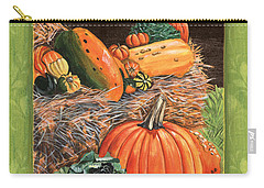 Give Thanks Carry-all Pouch by Debbie DeWitt