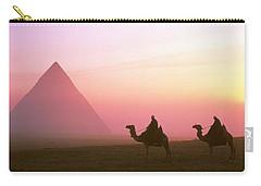 Giza Pyramids Egypt Carry-all Pouch