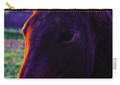 Carry-all Pouch featuring the photograph Glamour Shot by Robert McCubbin
