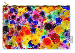 Glass Garden Carry-all Pouch by Benjamin Yeager
