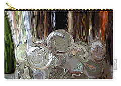 Glass In Glass Carry-all Pouch