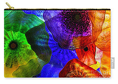Glass Palette Carry-all Pouch by Kasia Bitner