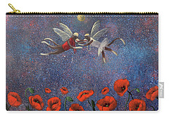 Glenda The Good Witch Has Flying Monkeys Too Carry-all Pouch