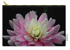 Glistening Dahlia Radiance Carry-all Pouch