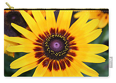 Carry-all Pouch featuring the photograph Gloriosa Daisy by Denyse Duhaime