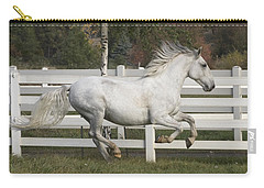 Carry-all Pouch featuring the photograph Glorious Gunther D2972 by Wes and Dotty Weber