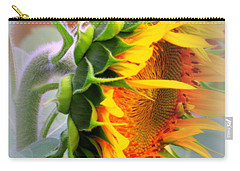 Glorious Sunflower Carry-all Pouch